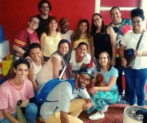 Centros para Crianças e Adolescentes da Aliança realizam planejamento