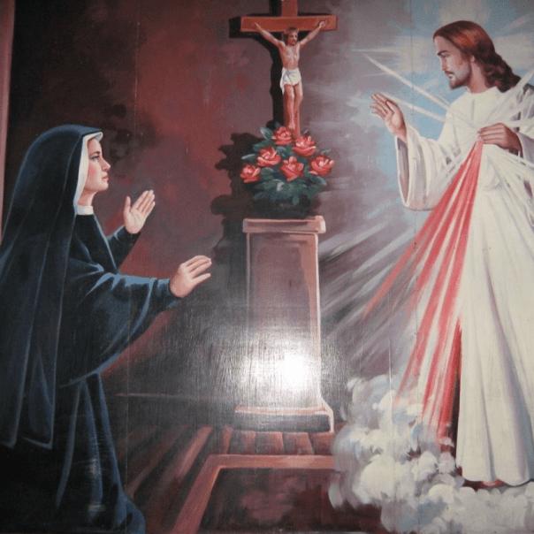 Santa Faustina e a Divina Misericórdia