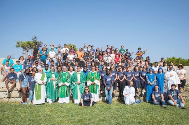 Participantes do S3F.