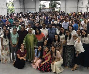 """Jovens que disseram """"SIM"""" – Entrada na Formação Missionária"""