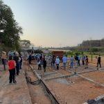 Projeto da primeira casa sustentável da Cidade Rahamim é apresentada