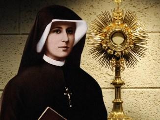 A Espiritualidade Eucarística de Santa Faustina