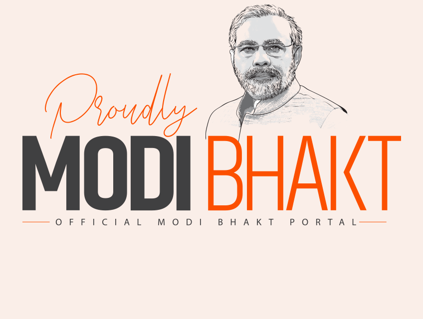 Modi bhakt