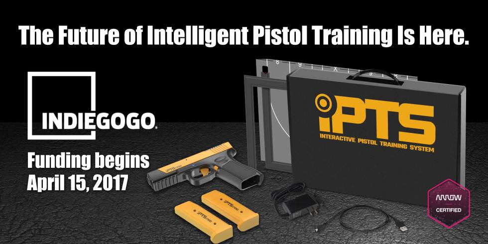 Introducing The Interactive Pistol Training System