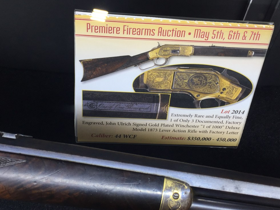 450k? For a lever gun?
