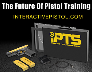 Interactive Pistol Training System