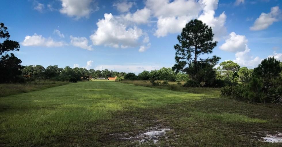 Okeechobee 500 yard range