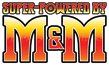 Super-Powered by Mutants & Masterminds Logo