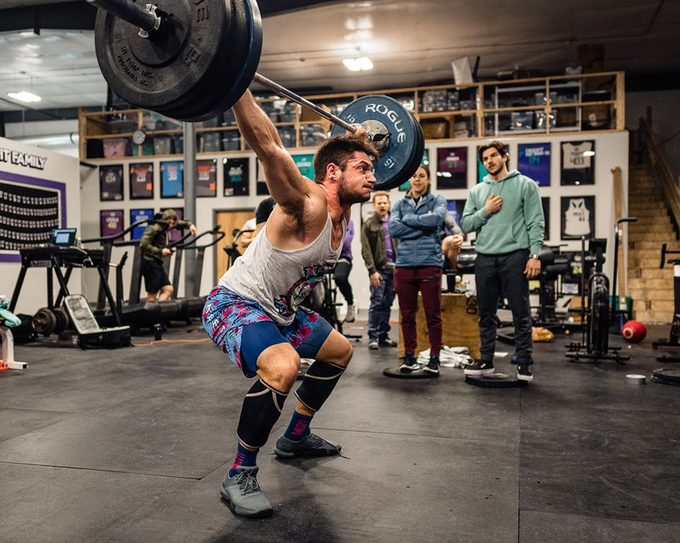 How to Qualify For The 2020 CrossFit Games | Misfit Athletics