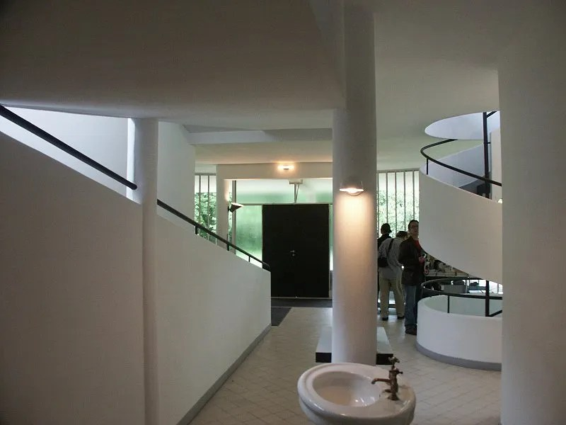 The Dark Side of the Villa Savoye