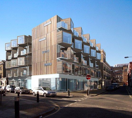 Flat Apartment Definition: Misfits' Architecture