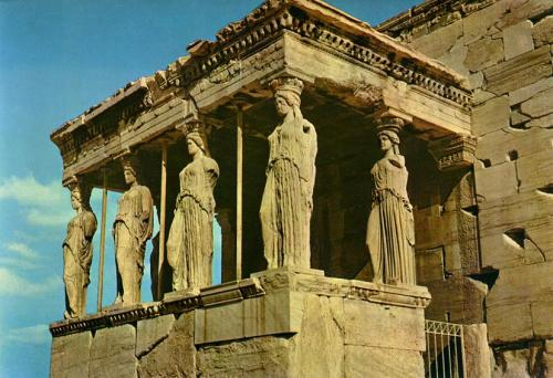 ErechtheumOnAcropolis