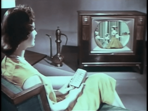 Early Television Remote Control