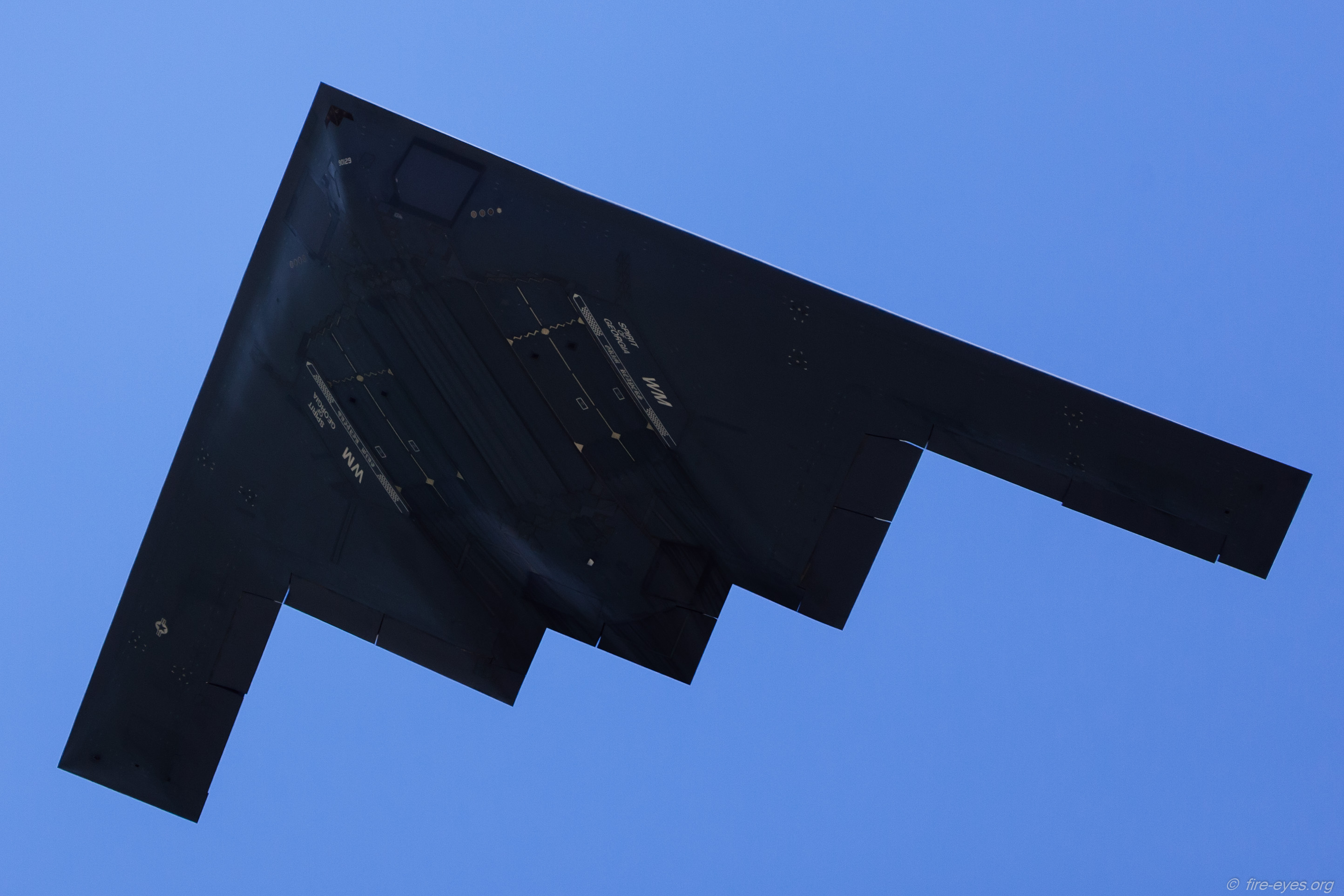 Stealth Paint To Make Airplane Invisible