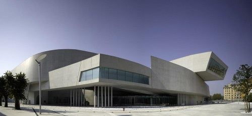 THE MAXXI MUSEUM