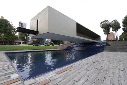 1970: Sergio Bernardes' Palácio da Abolição, Ceará, Brazil