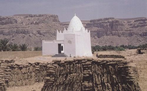 Shibam's Ba Jammall mosque