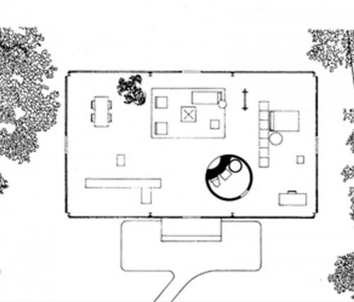 villa savoye – Meyer May House Floor Plan