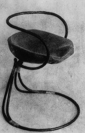 A 1927 Vkhutemas chair from Tatlin's studio at the Vkhutemas