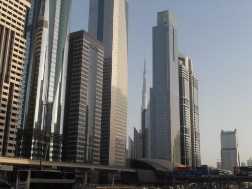 Rolex Tower, Sheikh Zayed Road, Dubai
