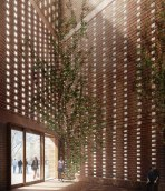 H Arquitectes, Centre Civic Cristalerias Planell (under construction May 2016)