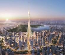 2020: Santiago Calatrava, Dubai Tower