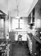 Grete Schütte-Lihotzky & Ernst May, Frankfurt Kitchen, 1926-29