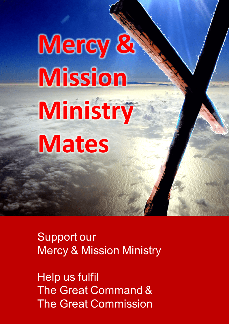 Mercy and Mission Ministry Mates