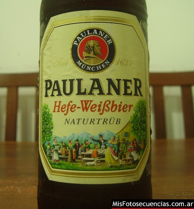 Cerveza Paulaner