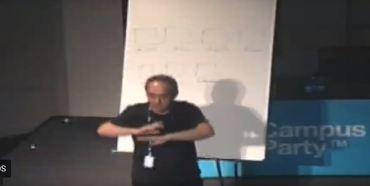 Ferrán Adriá habla de creatividad en la Campus Party