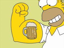 Homero+Cerveza