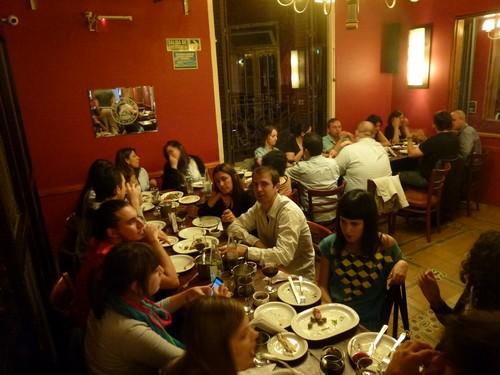 Fotos del Tour Gastronómico del 20 de marzo