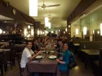 Tour Gastronomico 24 abril