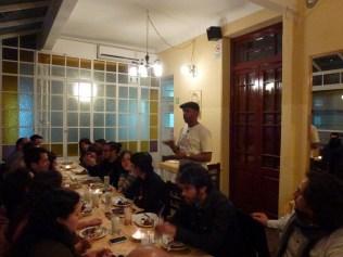 Resumen del Tour Gastronómico 18/09