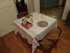 Canelones de espinaca en Fuente y Fonda