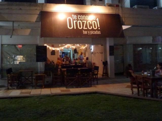Picada en Te conozco Orozco - Formosa