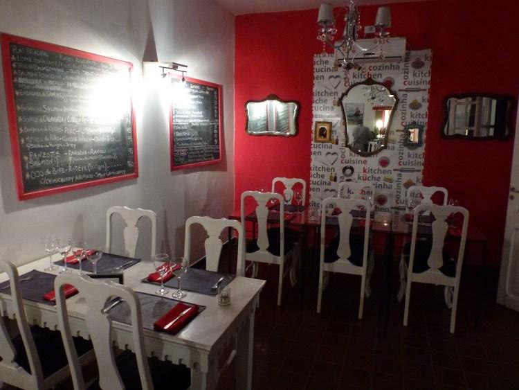 Ma Cuisine un restaurante recomenado en Salta