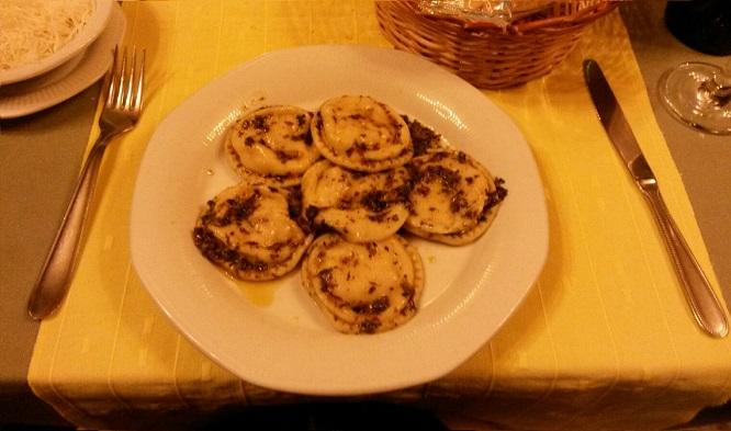 Pastas en Lago di Garda Ristorante
