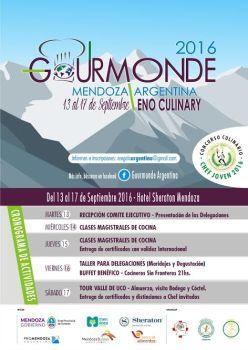 Gourmonde Eno Culinary 2016