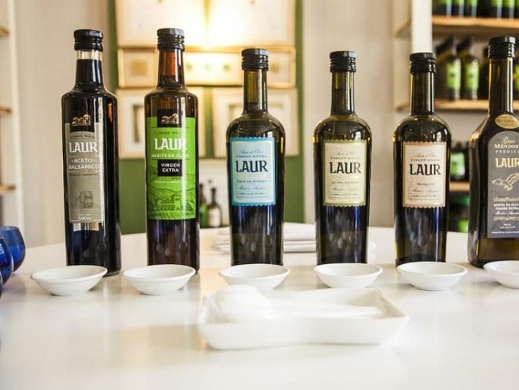 Aceite de oliva Laur