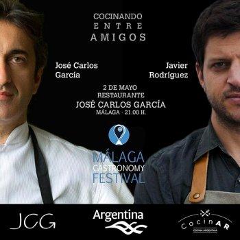Javier Rodriguez en Málaga Gastronomy Festival