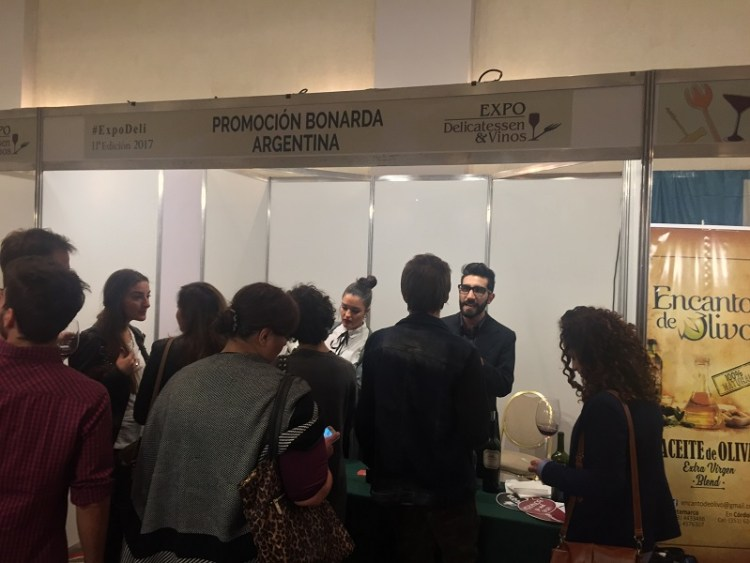El bonarda en Córdoba pide pista
