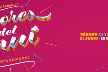 Festival Gastronómico Sabores del Maní