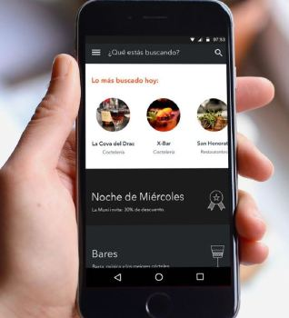 Appetizer, una app de restaurantes de Córdoba