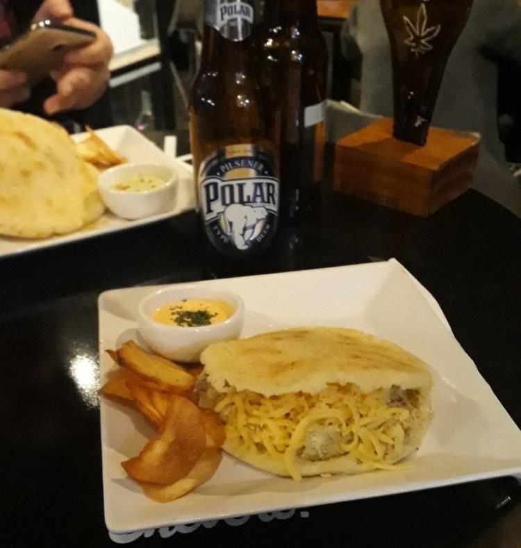 Donde probar cocina venezolana en Córdoba