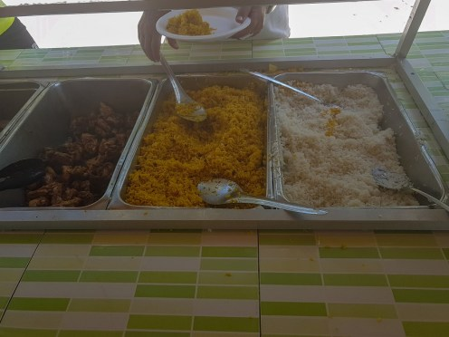 Que comer en Isla Saona