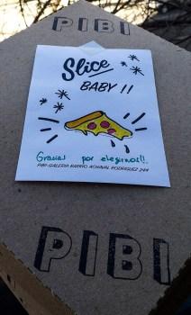 PIBI pizza estilo NY en córdoba