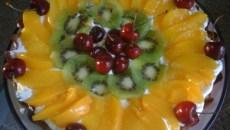 Minitarta de frutas