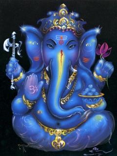 Ganesha Blessings - Misha Almira