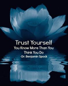 Trust Yourself- Misha Almira